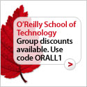 O'Reilly School of Technology banner